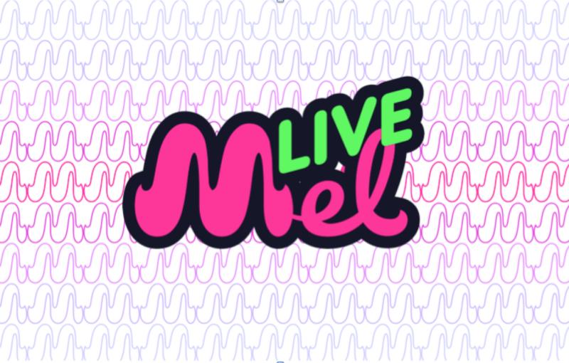 melliveロゴ